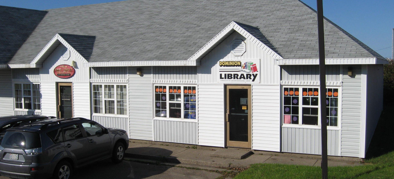 Dominion Library Exterior