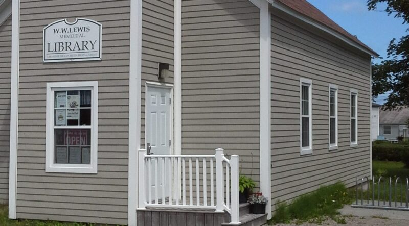 Louisbourg Library