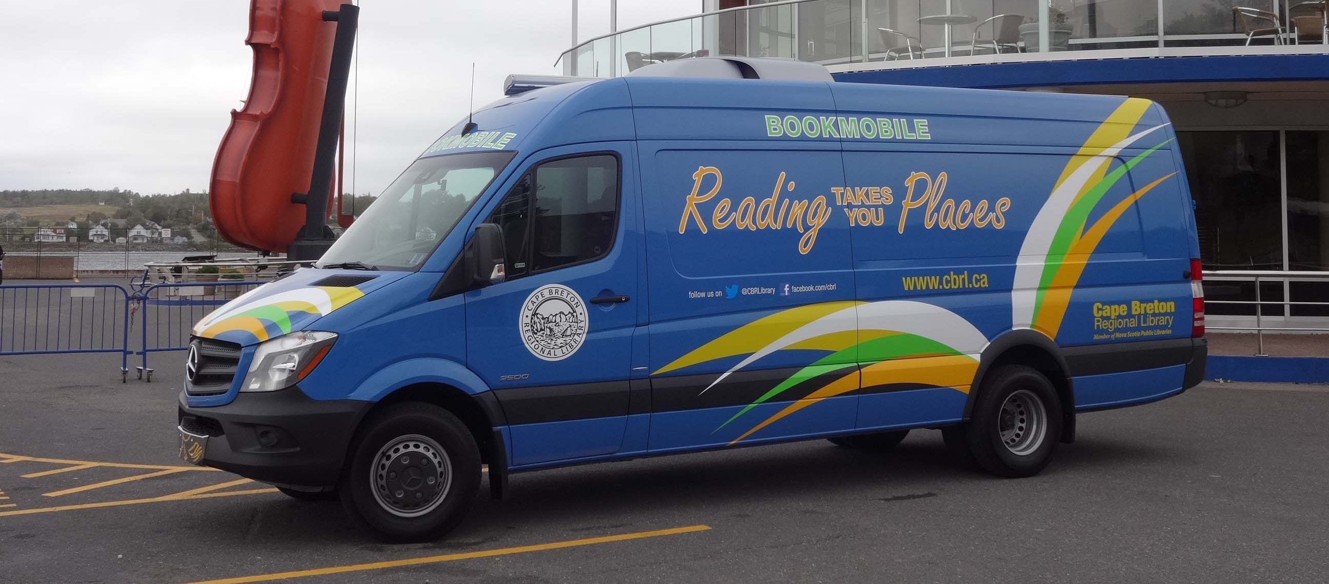 Bookmobile