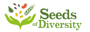Seeds of Diversity Logo