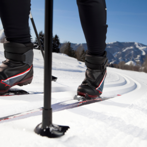 nordic ski gear for loan