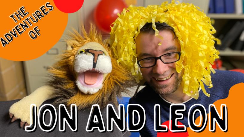 Jon and Leon logo