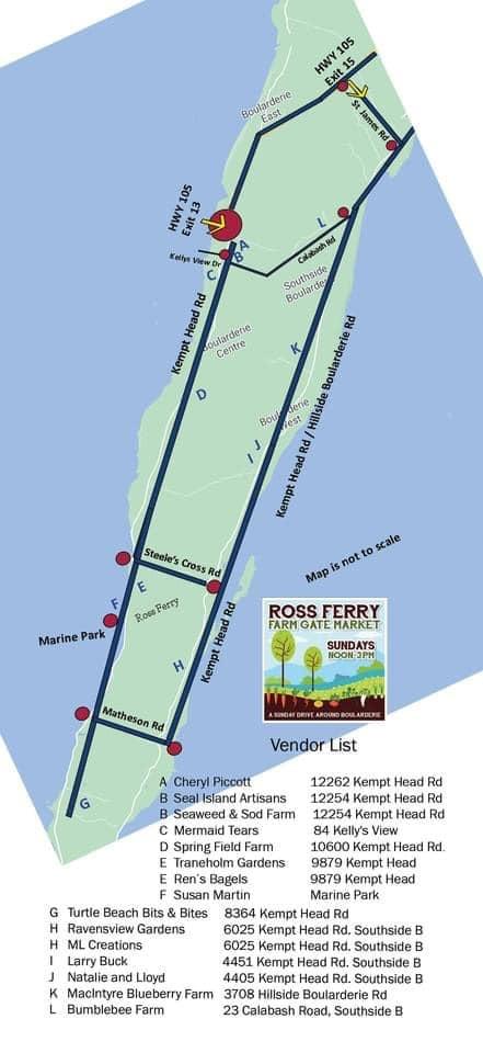 Ross Ferry Farm Gate Market