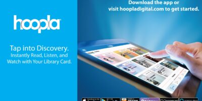Hoopla digital library image
