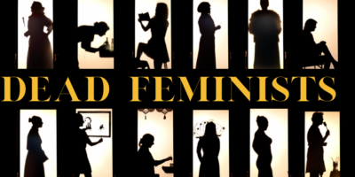 dead feminists poster