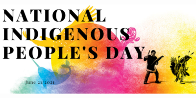 National Indigenous People's Day June 21 2021`